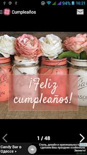 Feliz cumpleaños, Tarjeta de.. - náhled