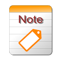 TAG Notepad icon