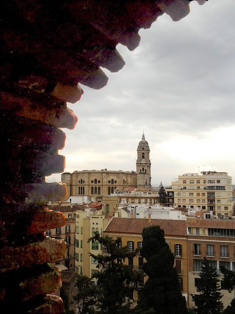 un angolo di Malaga di Stecchia