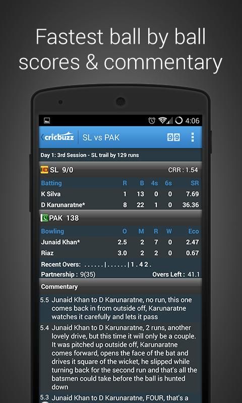Cricbuzz Cricket Scores & News- screenshot