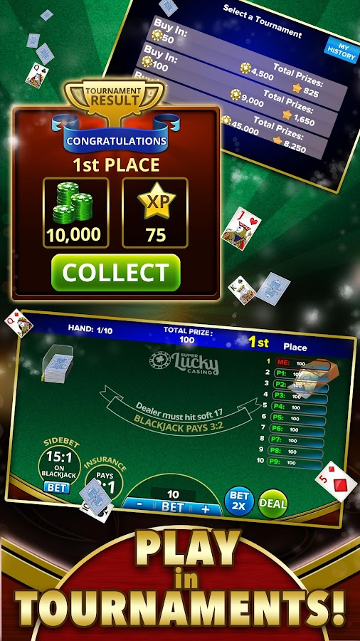 Free Blackjack App