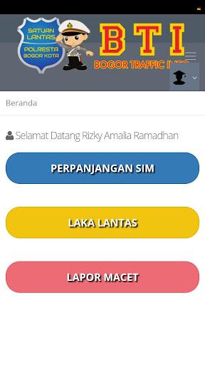 Bogor Traffic Info screenshot 3