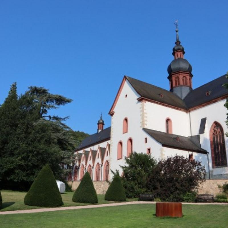 ショーン・コネリー主演の映画「薔薇の名前」のロケ地 / ドイツ、エーバーバッハ修道院