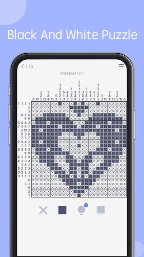 Nonogram - picture cross puzzle game filehippodl screenshot 2