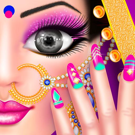 Gopi Doll - Nail Art Salon (game)