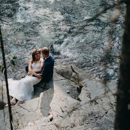 Wedding photographer Daniel Pludowski (DanielPludowski). Photo of 11.07.2017