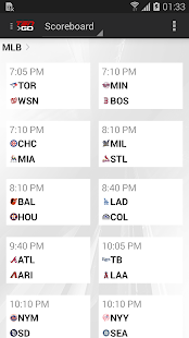 TSN GO Screenshot 1