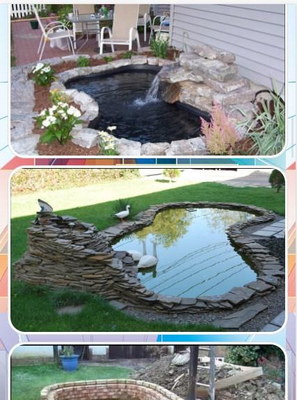 Create a fish pond android apps on google play for Creating a pond