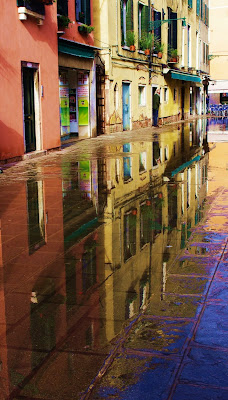 Riflesso veneziano. di micphotography