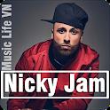 Nicky Jam - Offline Music icon
