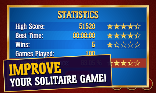 Canfield Solitaire apkpoly screenshots 5