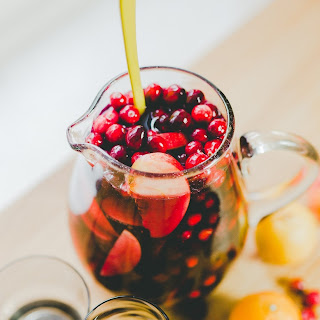 Super Budget Thanksgiving Sangria.