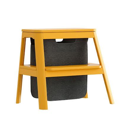 Step it up - Saffron Yellow