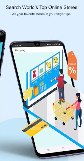 appsbrowzer - online offers coupons deals browser screenshot 2