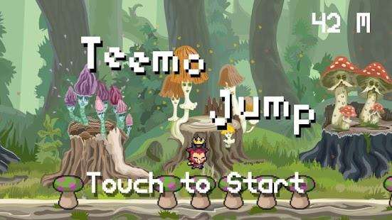 Teemo Jump - náhled