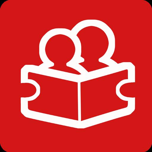 同城追书:免费小说阅读器-简繁体小说下载-起点红袖言情耽美 書籍 App LOGO-硬是要APP