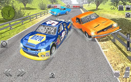 Car Crash Simulator & Beam Crash Stunt Racing SG 1.1 screenshots 15