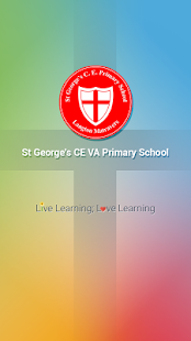 St George's CE VA Primary School- screenshot thumbnail