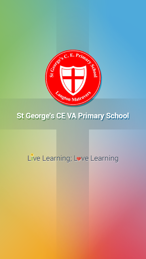 St George's CE VA Primary School- screenshot
