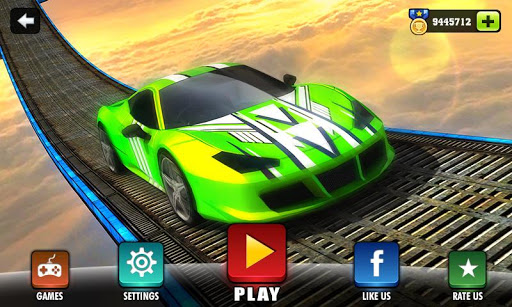 Impossible Stunt Car Tracks 3D 1.3 1