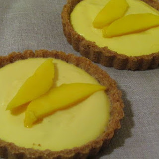 Mango Tartlettes Recipe