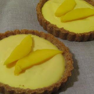 Mango Tartlettes.