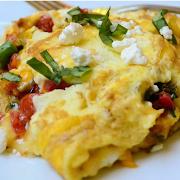 Greek Omelette