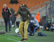 Steve Komphela is not happy with the number of points his Lamontville Golden Arrows has managed to accumulate so far.