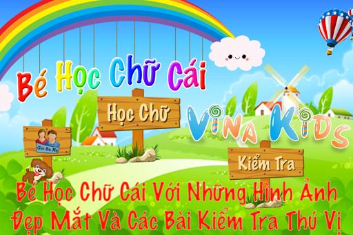 Be Hoc Chu Cai, Van, Doc, Viet Tieng Viet 3.3 screenshots 2
