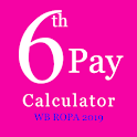 6th Pay Commission Salary Calculator icon