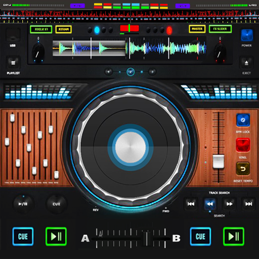 Mixtrack DJ : Virtual Songs Remix