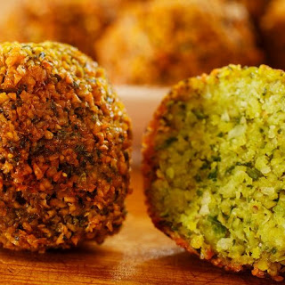 Falafel That Are Vegan Friendly And Gluten Free.