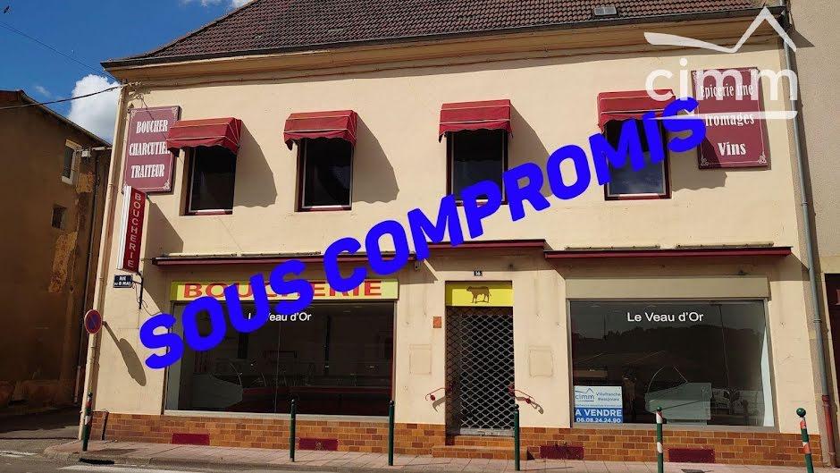 Vente locaux professionnels  505 m² à Chauffailles (71170), 128 000 €