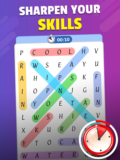 Word Search Blast - Word Search Games 1.2.0 screenshots 9