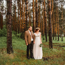 Wedding photographer Darya Babkina (AprilDaria). Photo of 02.06.2018