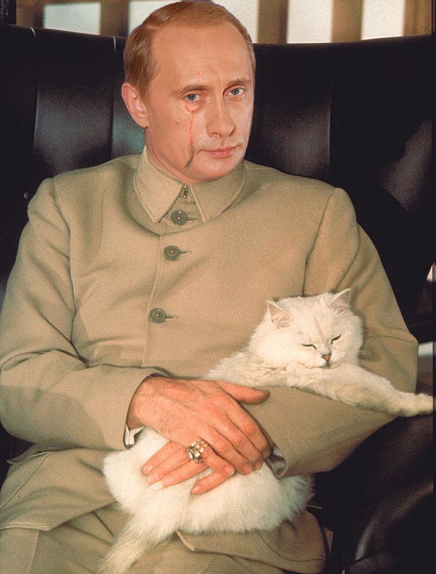Vladimir Putin Cast in Bond 24