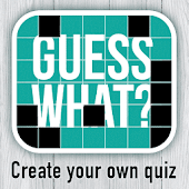 Guess what? photo quiz game (Unreleased)