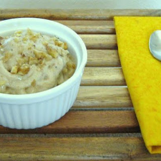 Banana Bread Nice Cream