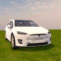 Electric Car Driving Simulator 2020 icon