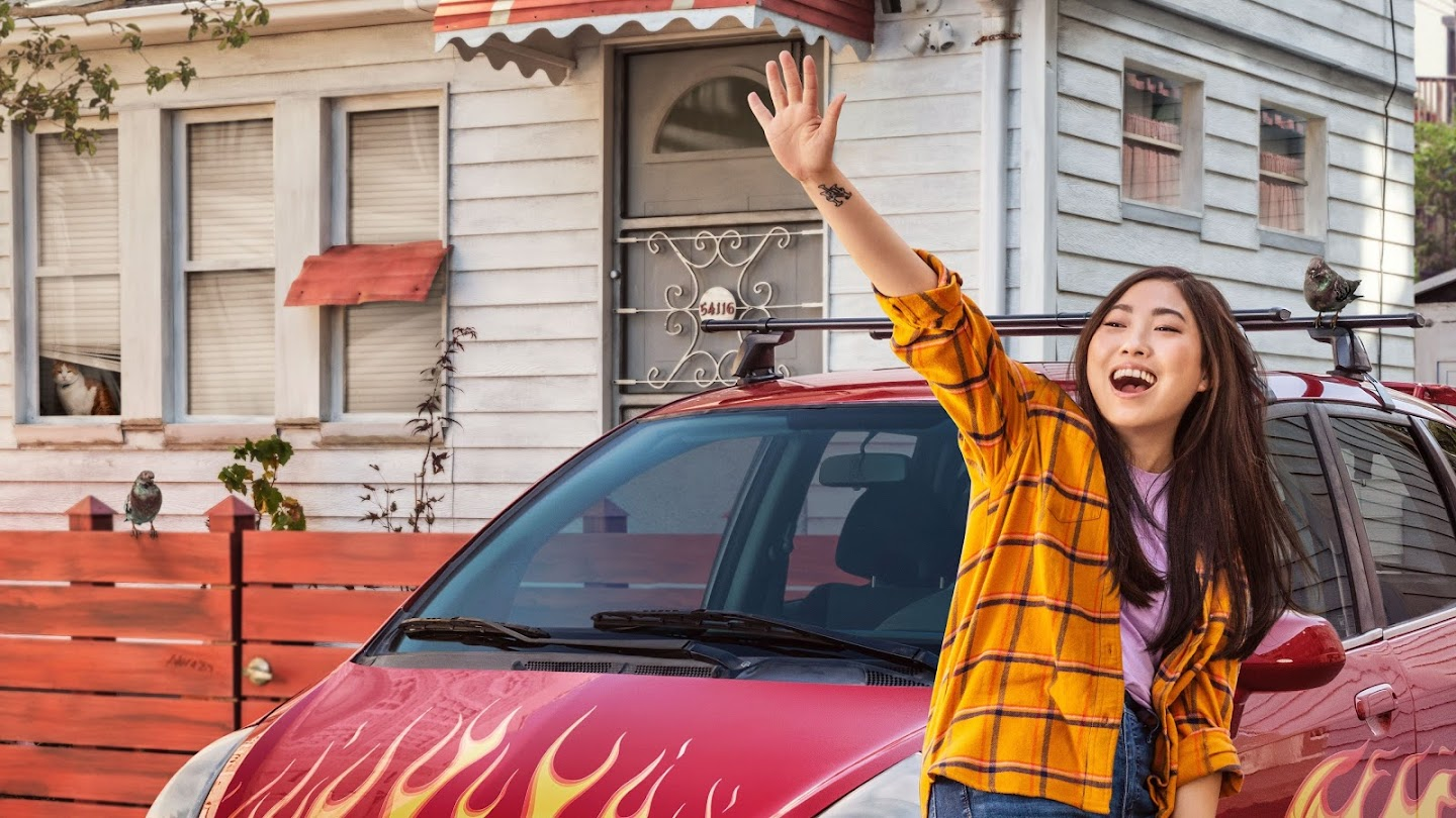 Watch Awkwafina Is Nora From Queens live