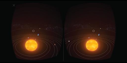 المجموعة الشمسية - واقع افتراضي 0.1 screenshots 1