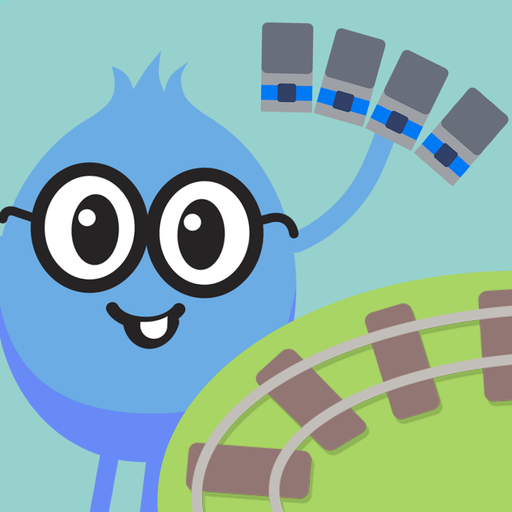Dumb Ways JR Loopy's Train Set (app)