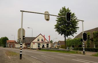 Photo: Serie Op Cafe. Cafe Dorpzicht of Dorpszicht in Dorst. Tekst en foto Leon Krijnen.