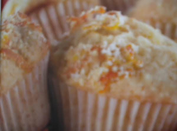 Orange Zest Cupcakes