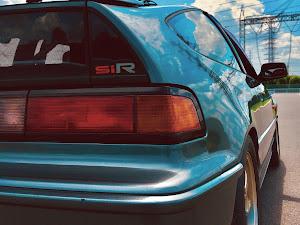 CR-X  1991年のカスタム事例画像 EF♪さんの2018年09月01日07:40の投稿