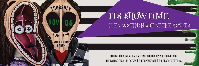 ILEA Austin Spooktacular Night at the Movies: Featuring Beetlejuice