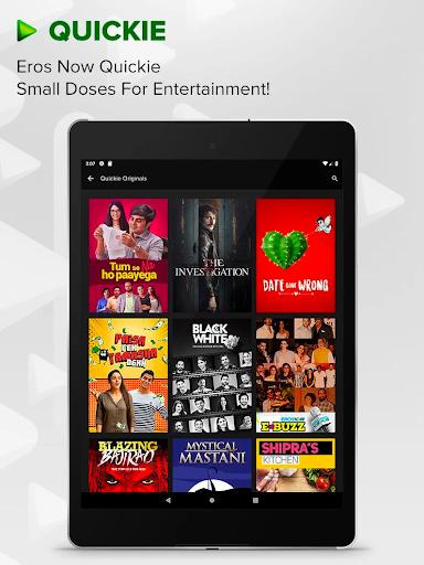 Eros Now - Watch online movies, Music & Originals screenshot 5