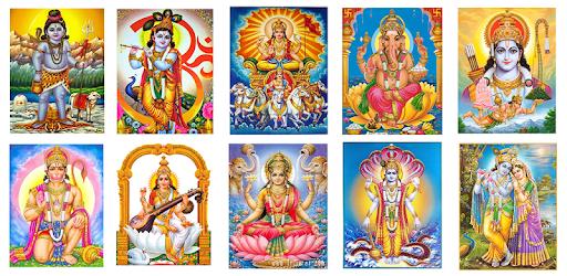 ॐ All God Wallpapers : All Hindu God Wallpapers HD APK 0