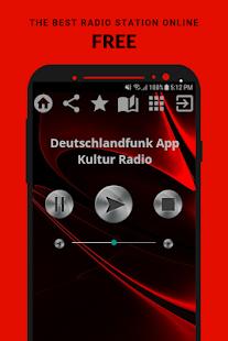 Download Deutschlandfunk App Kultur Radio FM DE Free Online For PC Windows and Mac apk screenshot 1