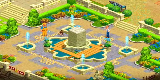 Guide For Gardenscapes New Acre - náhled